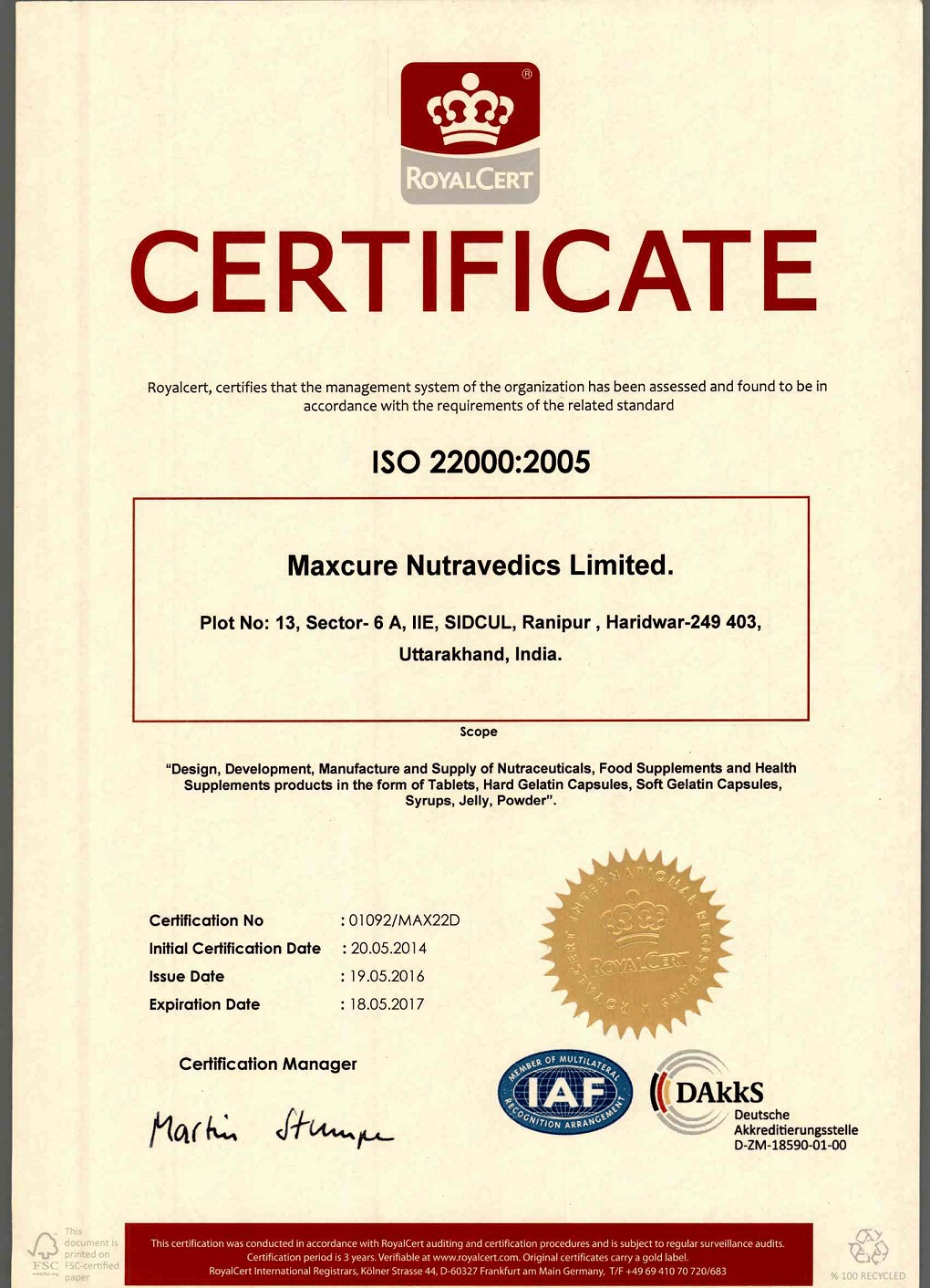 Unosource pharma limited iso 220002005 1betcityfo Choice Image